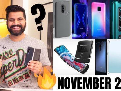 Prime Upcoming Smartphones – November 2019🔥🔥🔥