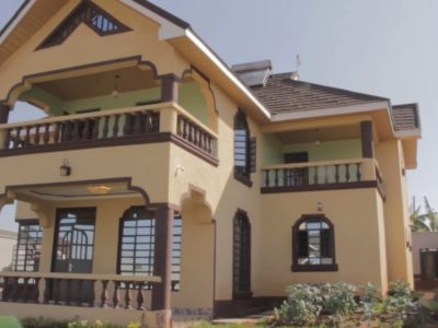 NEW PROPERTY FOR SALE in Kenya, (Golf View Property in Thika)