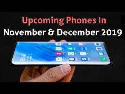 Upcoming New Telephones in November & December 2019