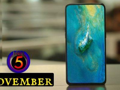 Prime 5 UpComing Mobiles Below 20000 in November 2019 india