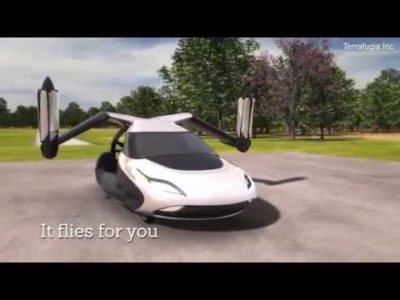 World's first flying automotive about to go on sale