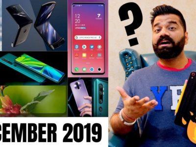 Prime Upcoming Smartphones – December 2019🔥🔥🔥