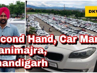 Used Automobiles For SALE   Chandigarh Automobile Mandi   Manimajra, Chandigarh   DKV_169