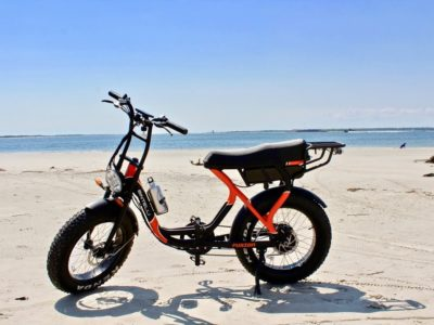 The Bintelli Fusion – Electrical Bicycle Electrical Scooter Hybrid Bike For Sale