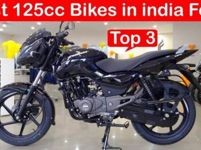 Prime three Greatest 125cc Bikes in india l Earlier than BS6 l Aayush ssm