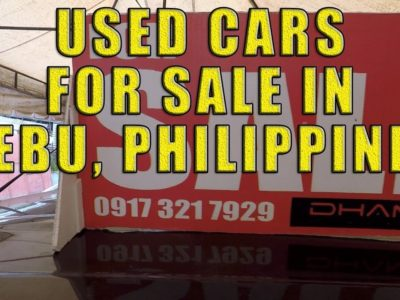 Used Vehicles For Sale in Cebu, Philippines.