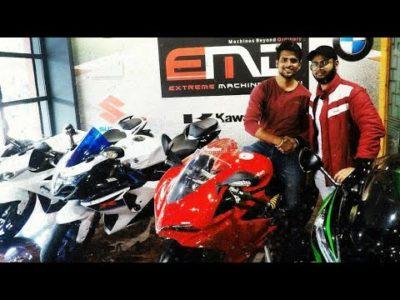 Used Superbikes in Low cost Value🔥| Hayabusa, DUCATI, Harley Davidson | DELHI | Tushar 51NGH