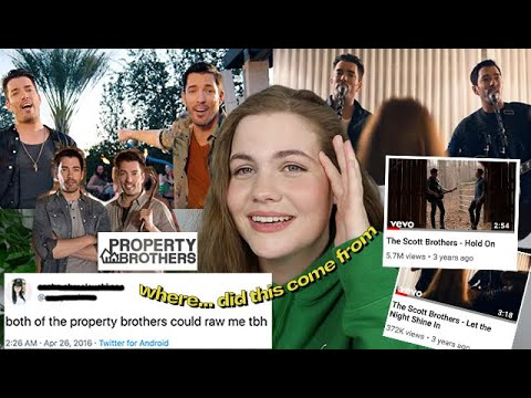 exploring the property brothers' music profession and fanbase