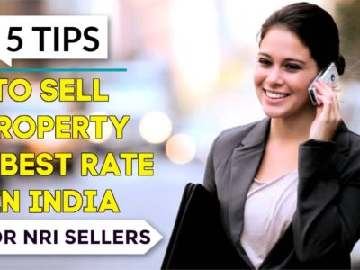 5 Ideas To Promote Property At Finest Fee In India  #PropertySell#NRISellers#BestRate#PropertyIndia