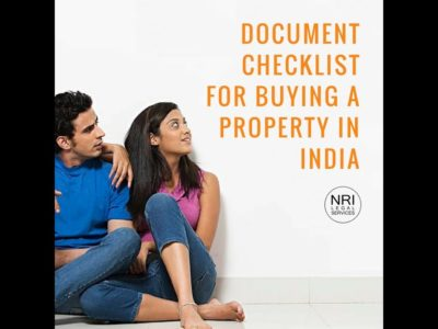 Doc Guidelines for Shopping for a property in India