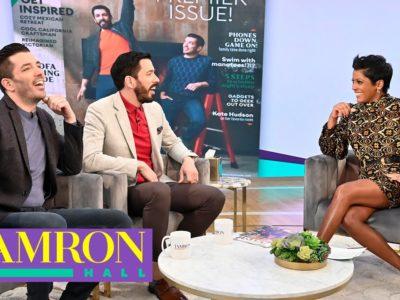 Property Brothers Speak Jonathan's New Relationship With Actress Zooey Deschanel