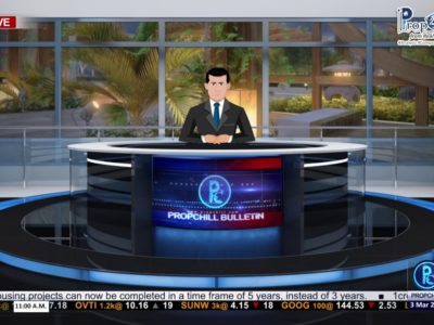 Property Market Information Actual Property India Prochill Bulletin