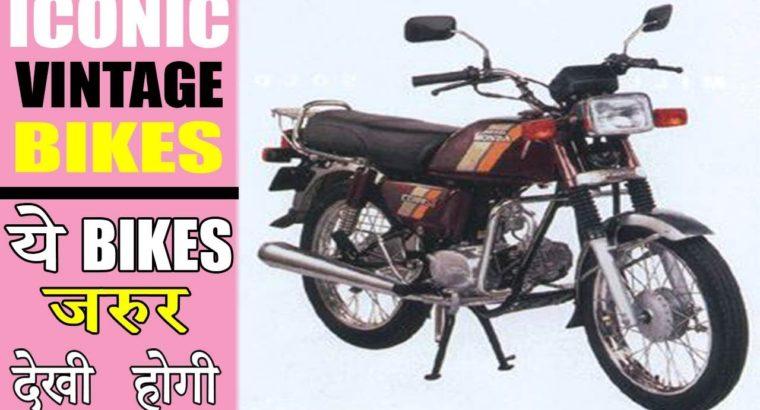 High 6 Iconic Classic Bikes of India (In Hindi)