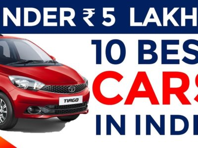 10 Finest Automobiles Below Rs. 5 Lakhs with  Highest Mileage in India   High Household Finances Automobiles   2019