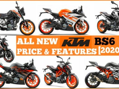 ALL NEW KTM BS6 BIKES PRICE IN INDIA [2020]   FI   REVIEW   FEATURES   QUICKSHIFTER   minute