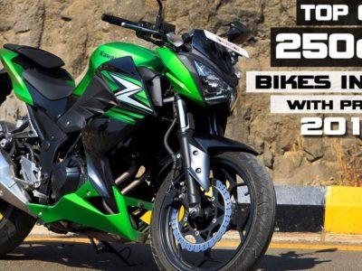 Greatest 250 cc Bikes In India 2019  | 250 cc Bike In India (2019)