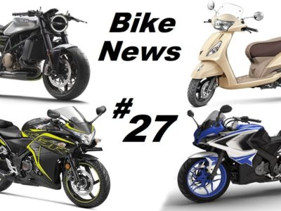 Bike Information # 27 || Pulsar RS 200 Twin channel ABS, Husqverna in India and extra