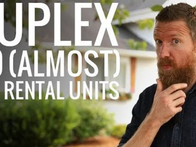 From Duplex to (Virtually) 100 Rental Property Items