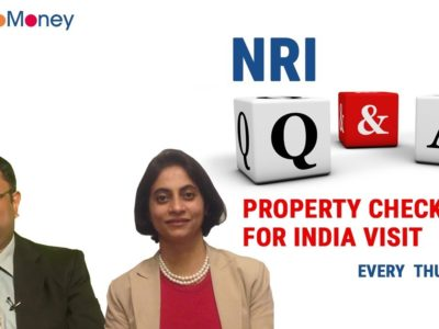 NRI Q&A, Property Guidelines For India Go to, December 14, 2017