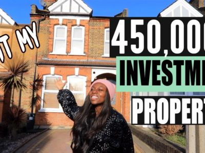 VISIT MY £450,000 INVESTMENT PROPERTY IN LONDON! | The Property Collection 101