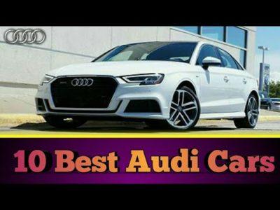 10 Finest Audi Automobiles In India || Value, Mileage, Pace & Extra Specs.
