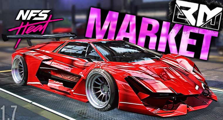 Want for Velocity HEAT – BLACK MARKET UPDATE! (New DLC Automobiles & Occasions)
