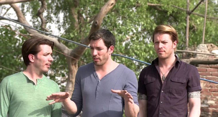 Property Brothers go to an India slum | World Imaginative and prescient