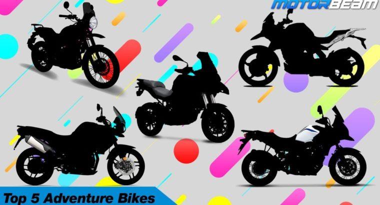 Prime 5 Journey Bikes In India – MotorBeam हिंदी