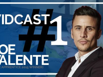 Why Joseph Valente purchased Lord Sugar again out   Vidcast #1