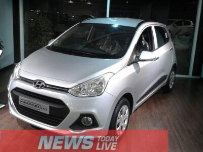 Indian Automobiles   HYUNDAI GRAND i10 CAR   Evaluation and Specs   Hindi