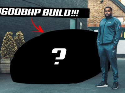 COLLECTING MY NEW CAR **1600BHP BUILD**