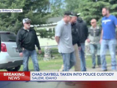 Chad Daybell in police custody; Human stays recovered in investigation property