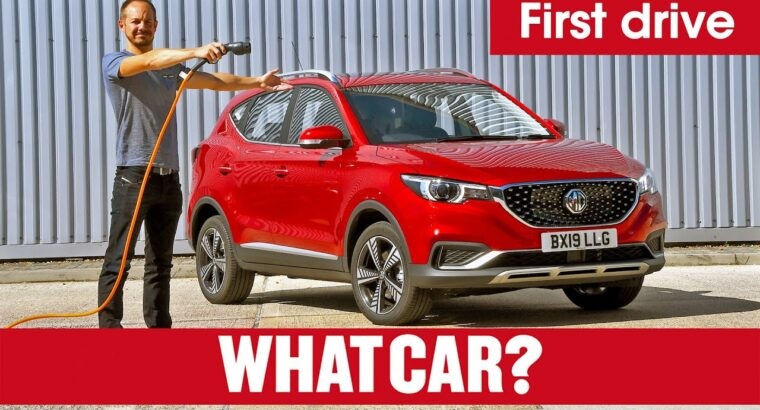 2020 MG ZS EV overview – a totally electrical SUV discount? | What Automobile?
