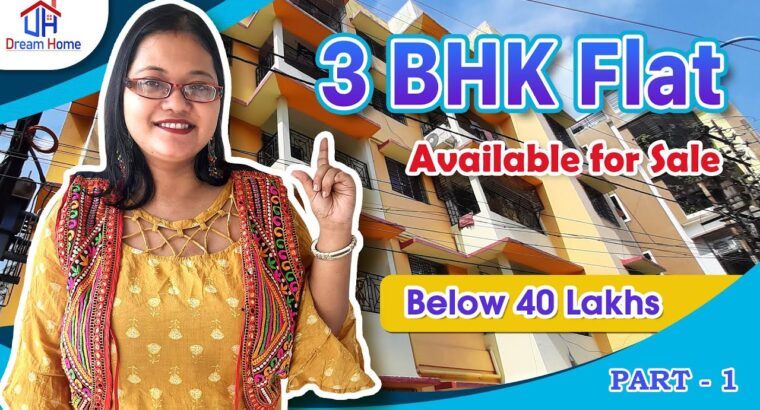 three BHK Flat for Sale in Kolkata   Property on the market   Actual property   Dream Dwelling – 8420614937