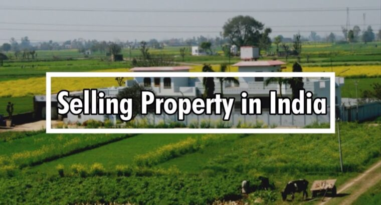 Paperwork required by NRIs for promoting property in India