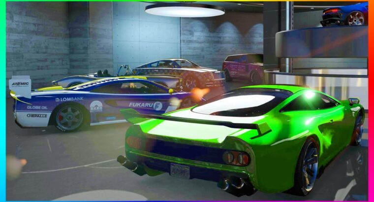 GTA ONLINE IMPORT/EXPORT DLC $100,000,000 SPENDING SPREE – BUYING NEW CARS, SPECIAL VEHICLES & MORE!