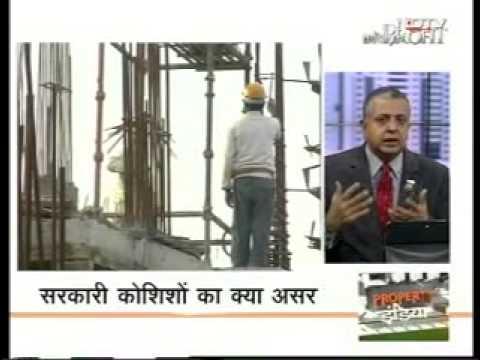 MR. SUNIL MANTRI in SUPERTECH PRESENTS PROPERTY INDIA over NDTV Revenue