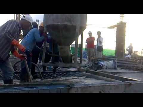 The Seaside Samui – Floor Flooring Slab Pouring – Asian Property Growth – Development in Thailand