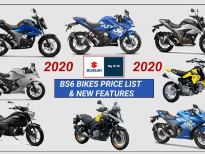 Suzuki BS6 Bikes Value Checklist in India 2020 | On Highway | Mileage | High Velocity | Evaluation | Particulars |minute