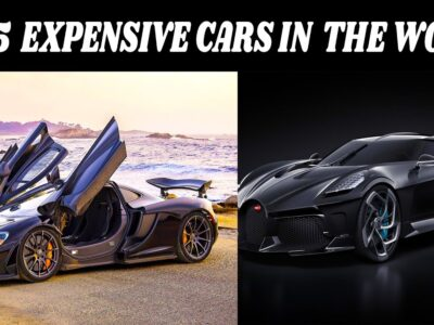 High 5 Most Costly Automobiles In The World-Newest-Stunning Automobiles 2020