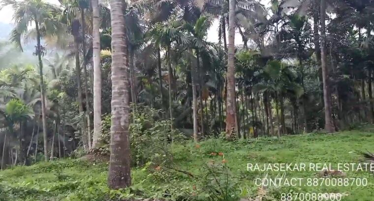 4.5 Acres Riverside totalprice 1cr property on the market Coimbatore 50Kms