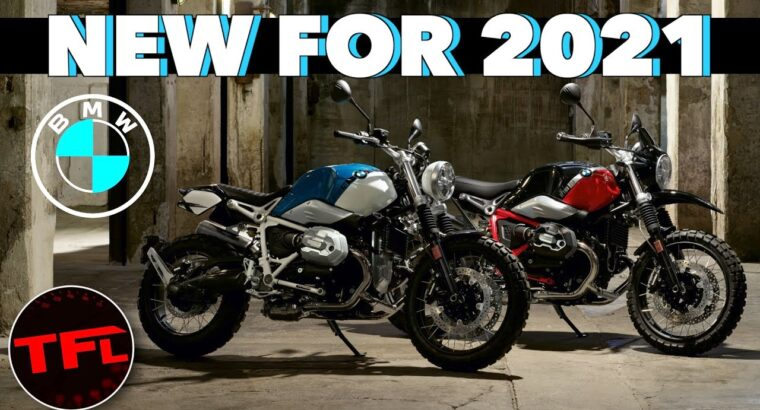 Breaking Information: The 2021 BMW R nineT Bikes Convey New-College Tech With Basic Model!
