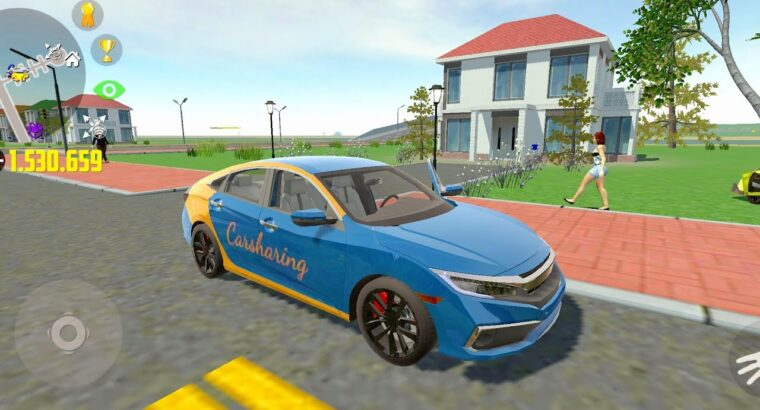 Automobile Simulator 2 | Carsharing – Hire a Automobile | Honda Civic | New Automobiles _New Replace
