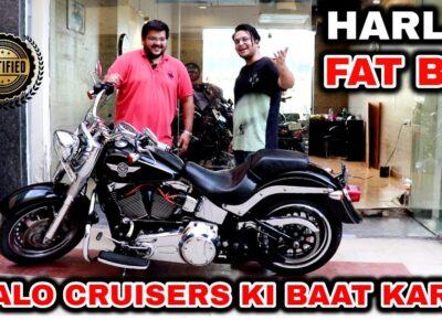Harley Davidson Fats Boy For Sale | New Assortment | Cruiser's Planet 😱