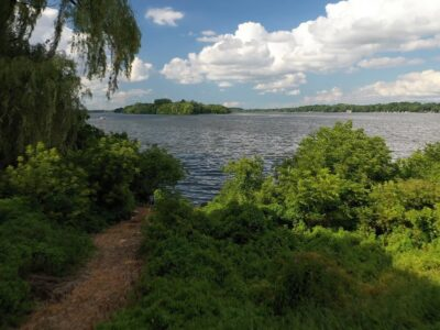 Lakefront Property For Sale In Southern Wisconsin (Consists of An Island)