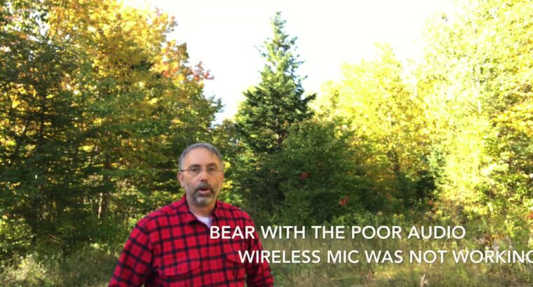 SOLD | Maine Off-Grid Mountain Property for Sale