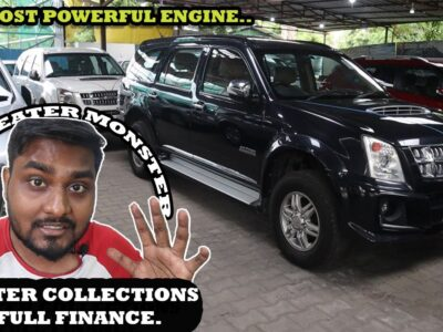 The 7-SEATER MONSTER || USED 7-SEATER CARS SALE IN CHENNAI AT LOW PRICE || Second Hand Vehicles Chennai