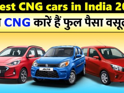 High 5 Greatest CNG automobiles below eight Lakh in India 2020