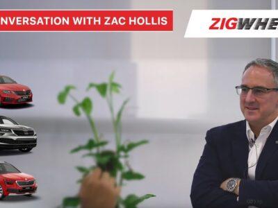 Upcoming Skoda Automobiles In India | Interview With Zac Hollis | ZigWheels