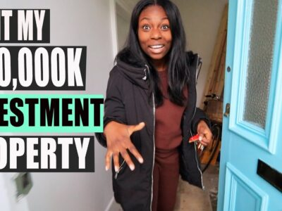 VISIT MY 250,000Ok INVESTMENT PROPERTY IN LONDON! (*Stunning- Earlier than renovation)